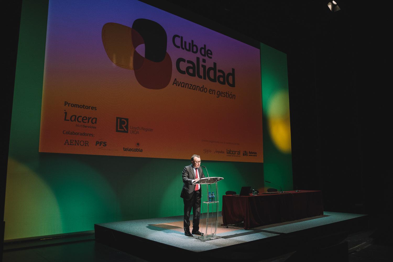 Reportaje de conferencias en Asturias