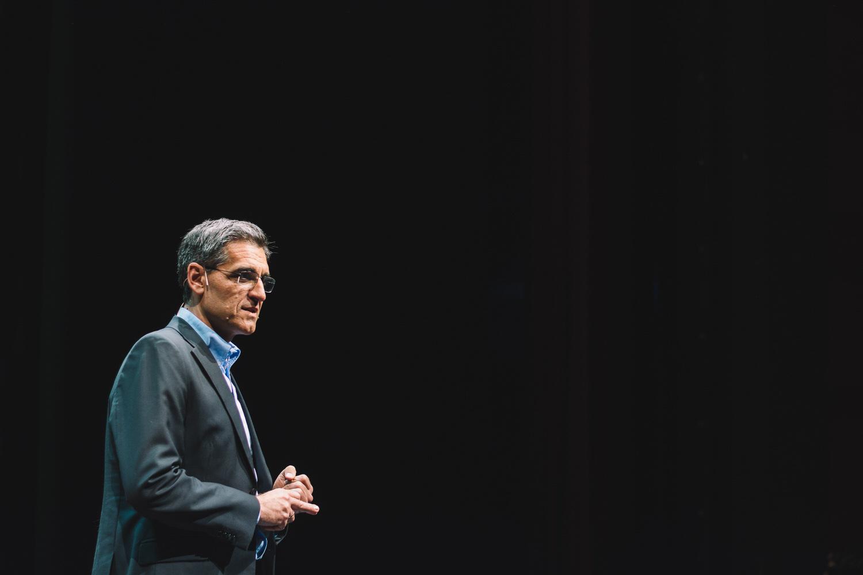Fotografía de conferencias en Gijón