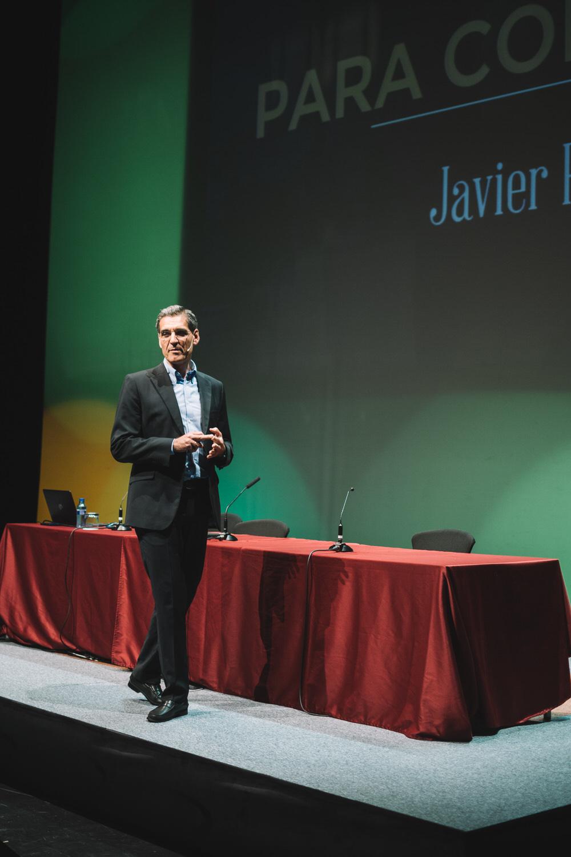 Fotografía de conferencias en Avilés